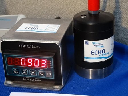 ECHO with Panel meter