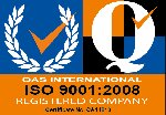Sonavision ISO 9001 certified